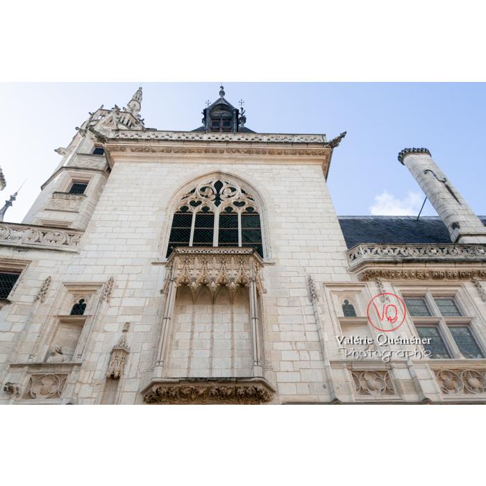Palais Jacques-Cœur à Bourges / Cher - Réf : VQFR18-0024 (Q2)