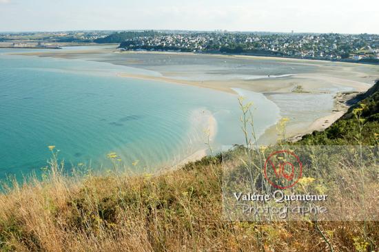 Baie de St-Brieuc côté St-Laurent-de-la-Mer, commune de Plérin - Réf :VQFR22-0100