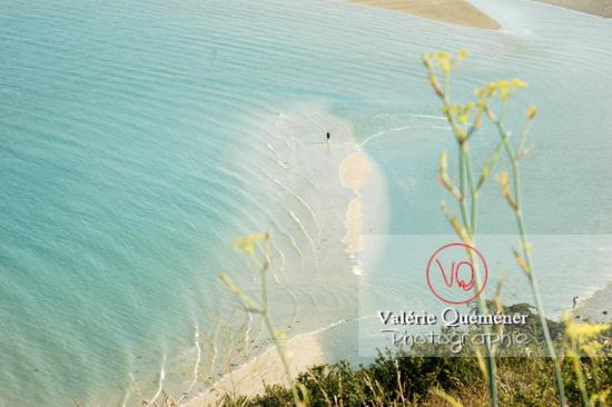 Baie de St-Brieuc côté St-Laurent-de-la-Mer, commune de Plérin - Réf :VQFR22-0101