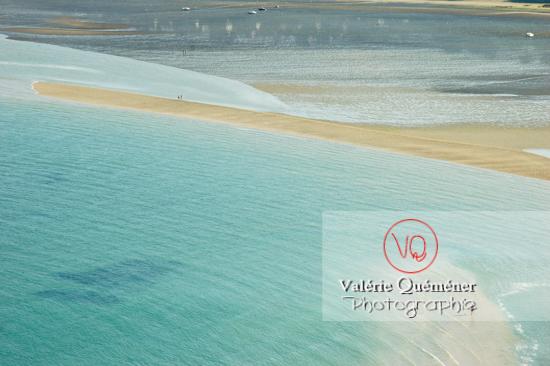 Baie de St-Brieuc côté St-Laurent-de-la-Mer, commune de Plérin - Réf : VQFR22-0103