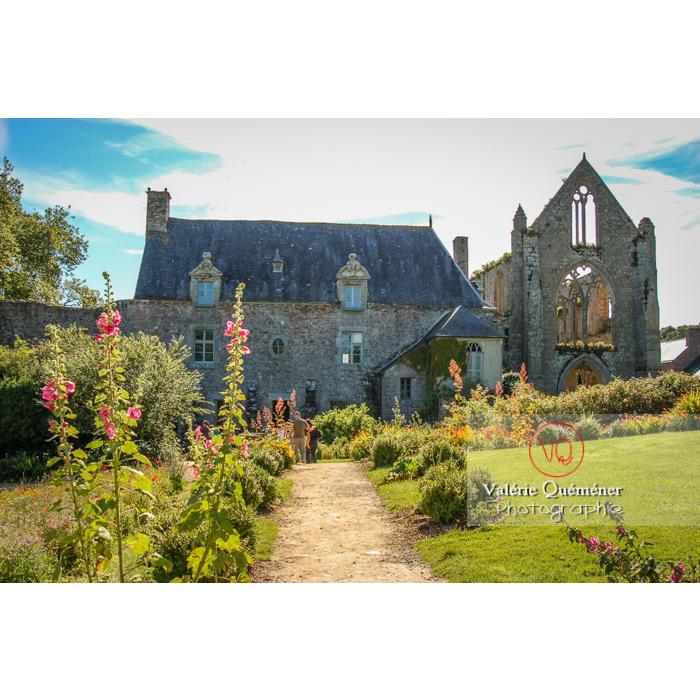Abbaye de Beauport (MH) à Kerity, commune de Paimpol / Côtes d'Armor / Bretagne - Réf : VQFR22-0172 (Q1)