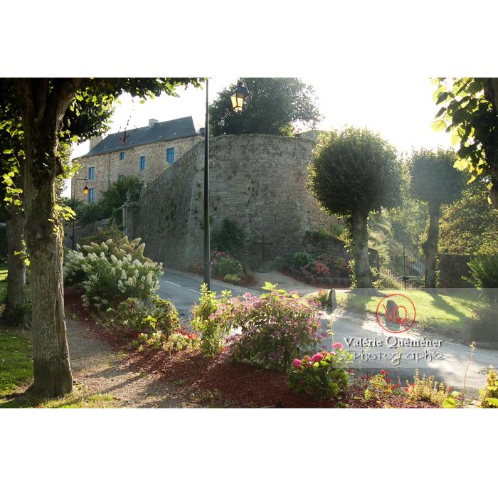 Fortifications de Moncontour / Côtes d'Armor / Bretagne / Réf : VQFR22-0249 (Q1)