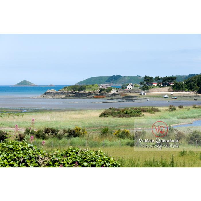 Baie de Paimpol / Côtes d'Armor / Bretagne - Réf : VQFR22-0294 (Q2)