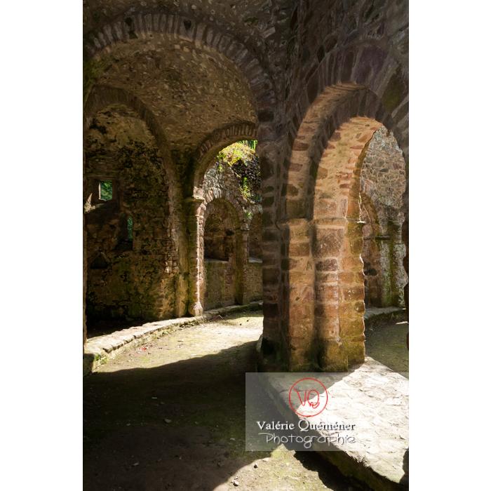 Église Sainte-Marie dite temple de Lanleff / Côtes d'Armor / Bretagne - Réf : VQFR22-0301 (Q2)
