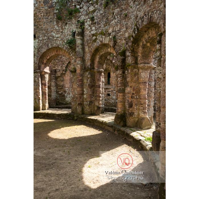 Église Sainte-Marie dite temple de Lanleff / Côtes d'Armor / Bretagne - Réf : VQFR22-0302 (Q2)
