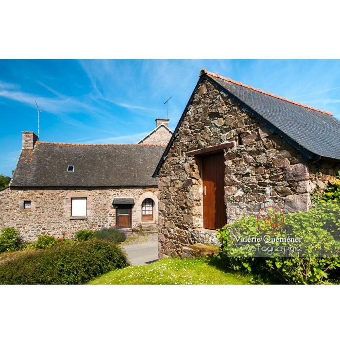 Maisons en pierre à Lanleff / Côtes d'Armor / Bretagne - Réf : VQFR22-0304 (Q2)