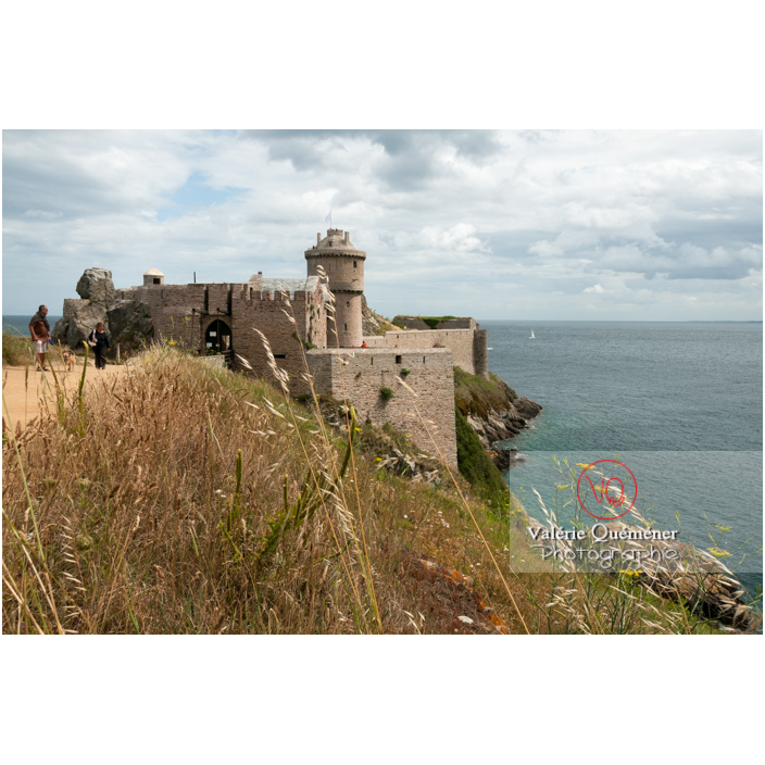 Le Fort-la-Latte sur la commune de Plévenon / Côtes d'Armor (22) / France - Réf : VQFR22-0436 (Q2)