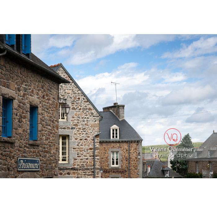 Maisons en pierre à Châtelaudren / Côtes d'Armor / Bretagne - Réf : VQFR22-0448 (Q2)