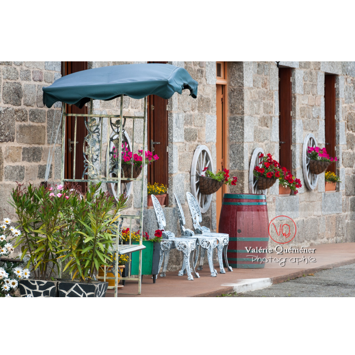Maison en pierres à Bulat-Pestivien / Côtes d'Armor / Bretagne - Réf : VQFR22-0482 (Q2)
