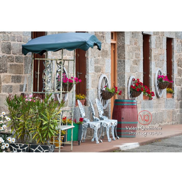 Maisons en pierres à Bulat-Pestivien / Côtes d'Armor / Bretagne - Réf : VQFR22-0482 (Q2)