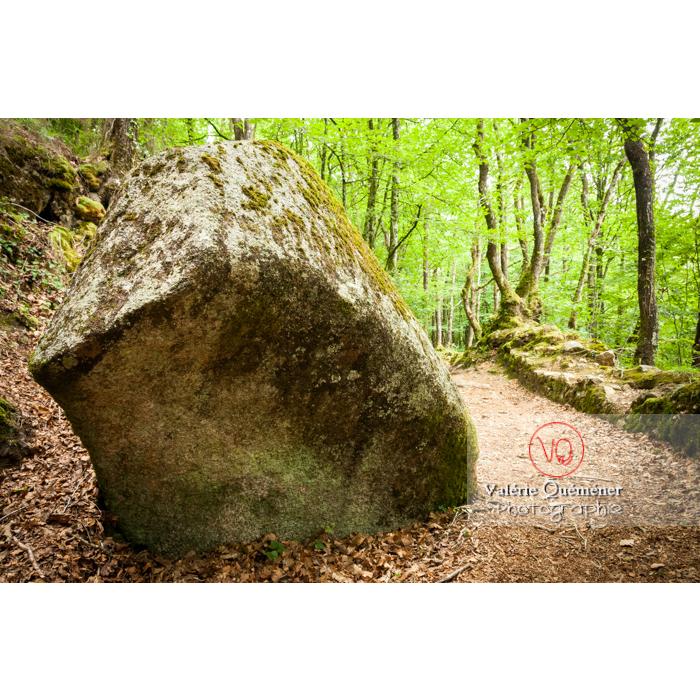 Les chaos de Toul-Goulic, Côtes d'Armor, Bretagne - Réf : VQFR22-0504 (Q2)