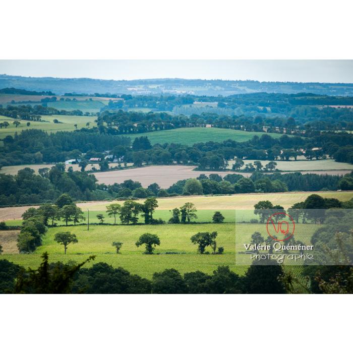 Paysage de bocage à Locarn / Côtes d'Armor / Bretagne - Réf : VQFR22-0518 (Q2)