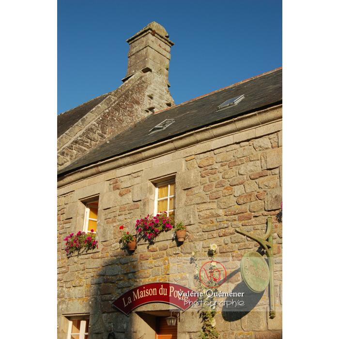 Maison en pierres de Locronan / Finistère / Bretagne - Réf : VQFR29-0177 (Q1)