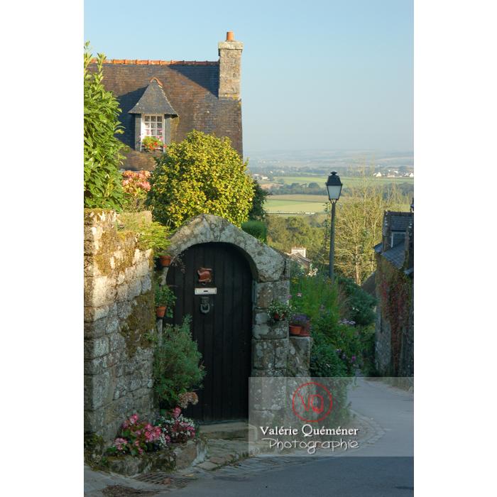 Maison en pierres de Locronan / Finistère / Bretagne - Réf : VQFR29-0180 (Q1)