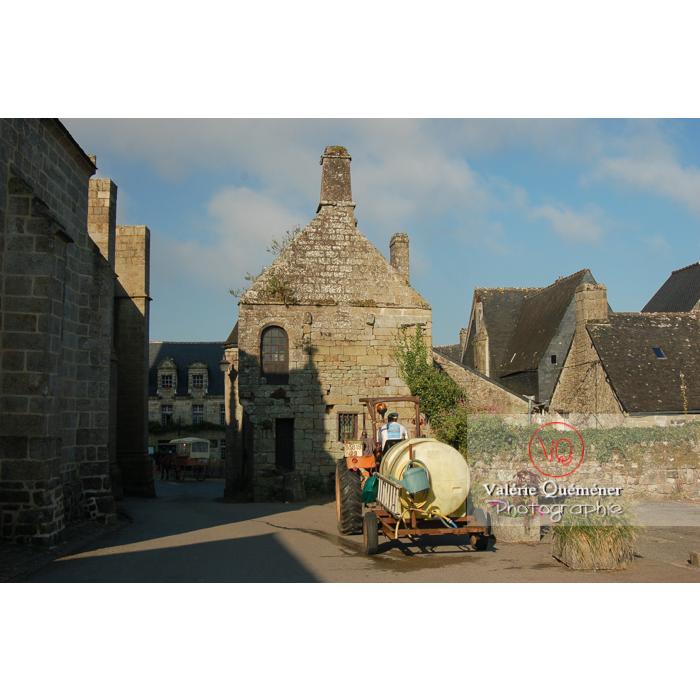 Maison en pierre à Locronan / Finistère / Bretagne - Réf : VQFR29-0192 (Q1)