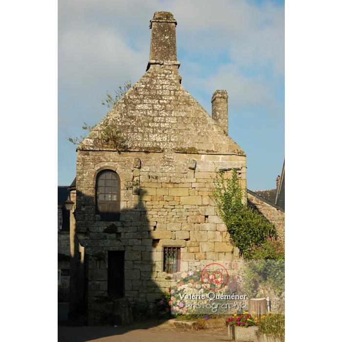 Maison en pierres à Locronan / Finistère / Bretagne - Réf : VQFR29-0193 (Q1)