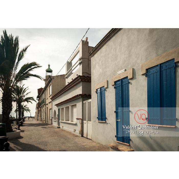 Maisons sur le port du Grau-du-Roi / Gard / Occitanie - Réf : VQFR30-0037 (Q2)