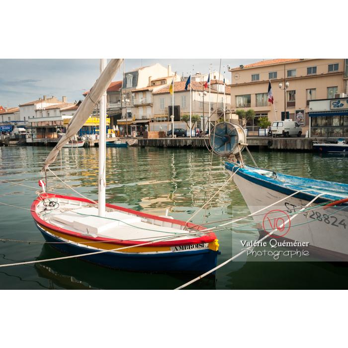 Port du Grau-du-Roi / Gard / Occitanie - Réf : VQFR30-0038 (Q2)