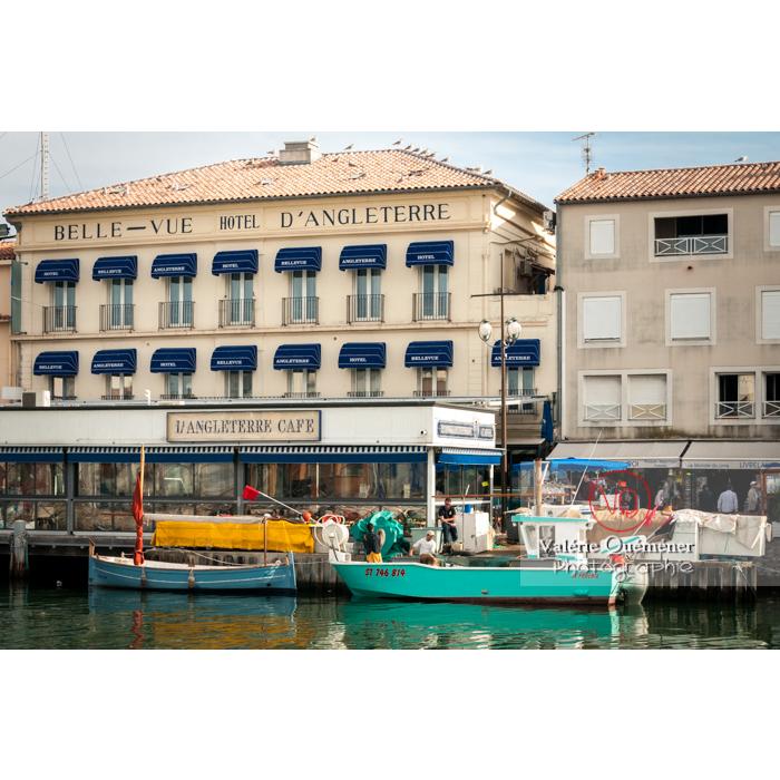 Port du Grau-du-Roi / Gard / Occitanie - Réf : VQFR30-0039 (Q2)