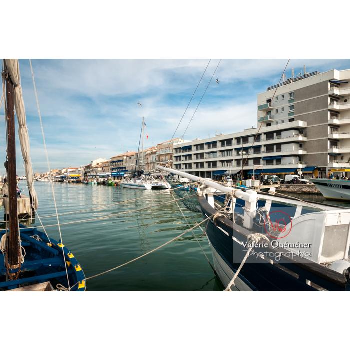 Port du Grau-du-Roi / Gard / Occitanie - Réf : VQFR30-0042 (Q2)