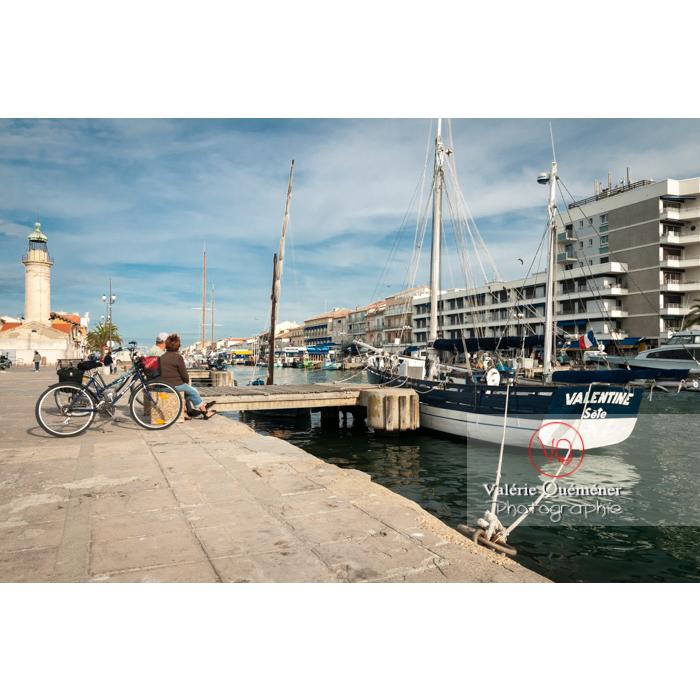 Port du Grau-du-Roi / Gard / Occitanie - Réf : VQFR30-0051 (Q2)