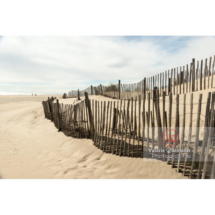 Dunes à la pointe de l'Espiguette, petite camargue / Gard - Réf : VQFR30-0239 (Q3)