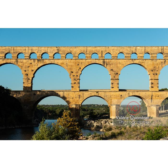 Pont du Gard (MH) / Occitanie - Réf : VQFR30-0453 (Q3)