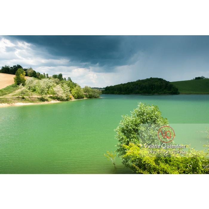 Lac de la Balerme sur la commune de Verfeil / Haute-Garonne / Occitanie - Réf : VQFR31-0099 (Q2)