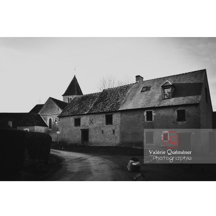 Village de Nohant-Vic dans l'Indre - Réf : VQFR36-0001-2 (Q3)
