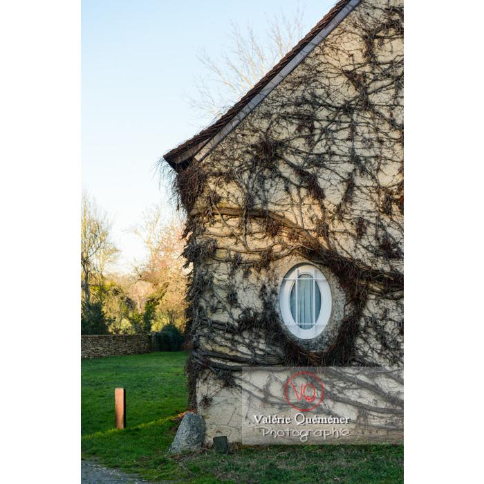 Village de Nohant-Vic dans l'Indre - Réf : VQFR36-0002 (Q3)