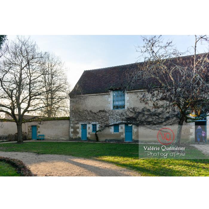 Domaine familial de George Sand à Nohant-Vic / Indre - Réf : VQFR36-0003 (Q3)