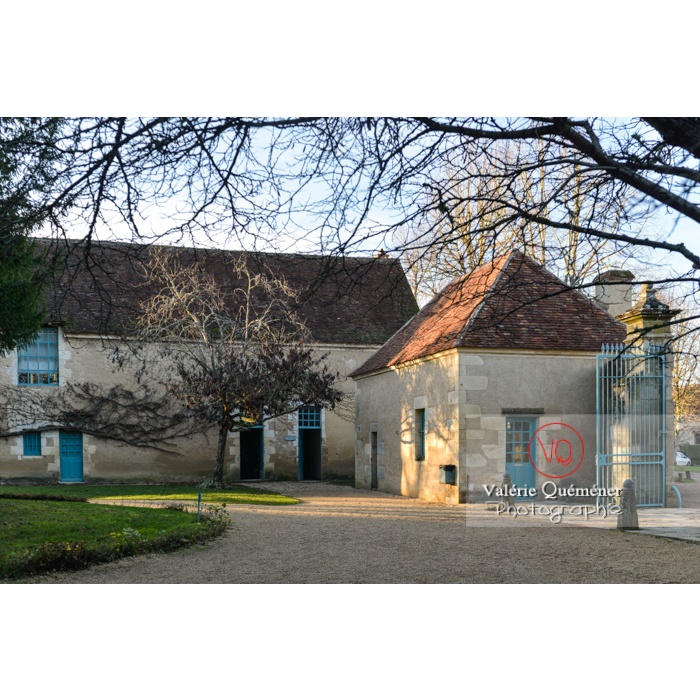 Domaine familial de George Sand à Nohant-Vic - Réf : VQFR36-0004 (Q3)