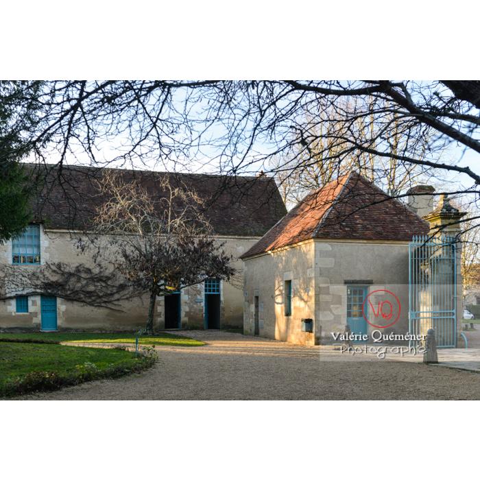 Domaine familial de George Sand à Nohant-Vic / Indre - Réf : VQFR36-0004 (Q3)