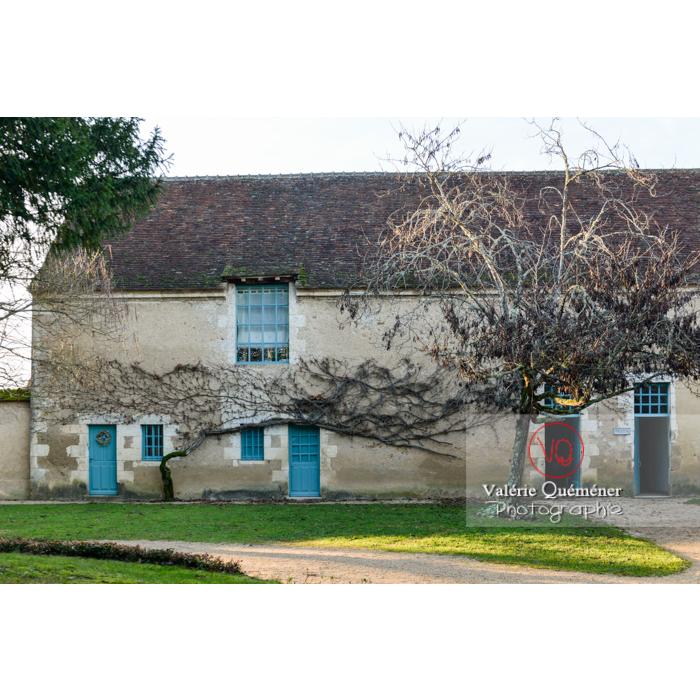 Domaine familial de George Sand à Nohant-Vic / Indre - Réf : VQFR36-0005 (Q3)