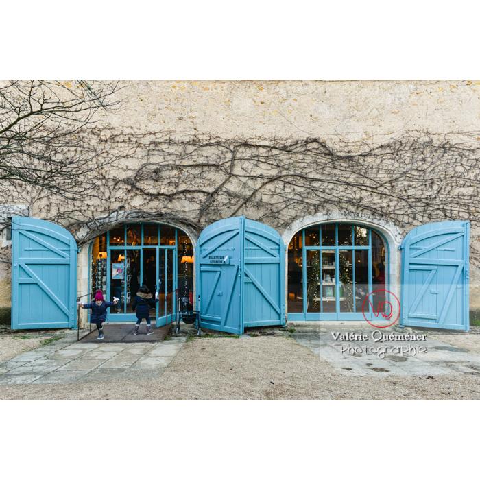 Domaine familial de George Sand à Nohant-Vic / Indre - Réf : VQFR36-0006 (Q3)