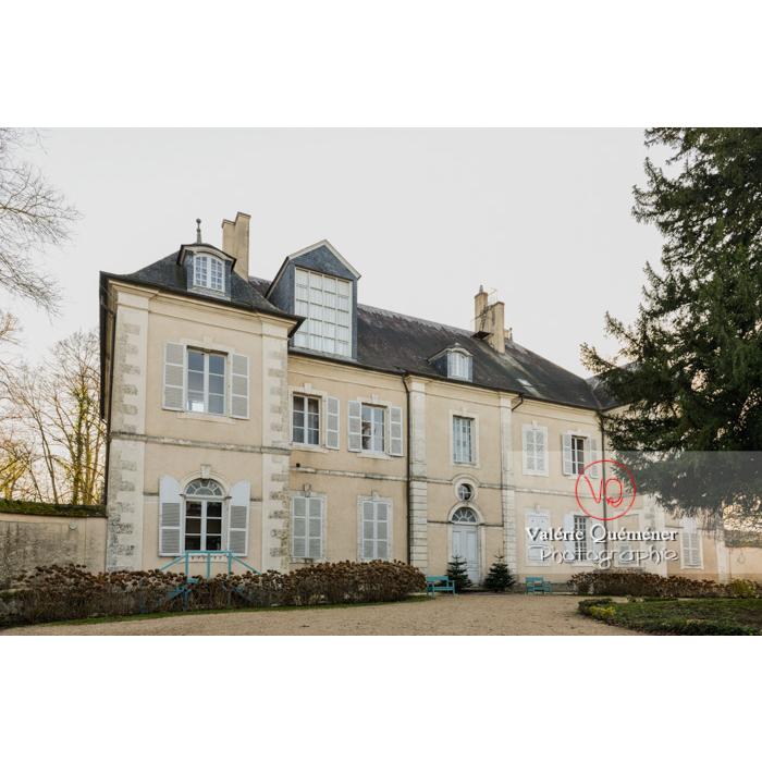Village de Nohant-Vic dans l'Indre - Réf : VQFR36-0007 (Q3)