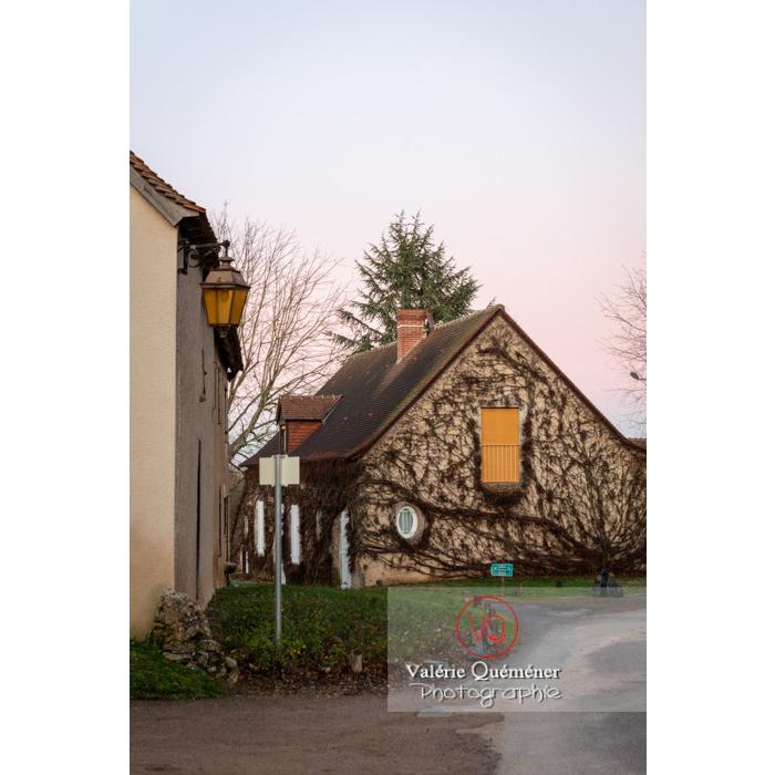 Village de Nohant-Vic dans l'Indre - Réf : VQFR36-0072 (Q3)