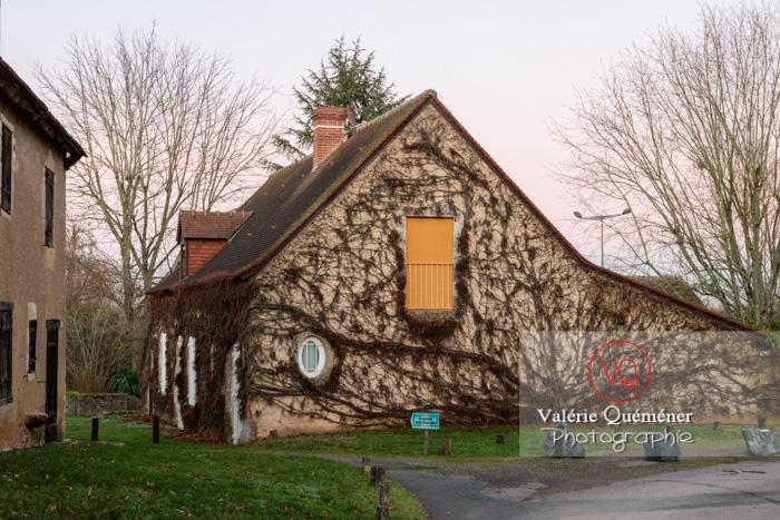 Pays de la Châtre en Berry / Indre - Réf : VQFR36-0073 (Q3)