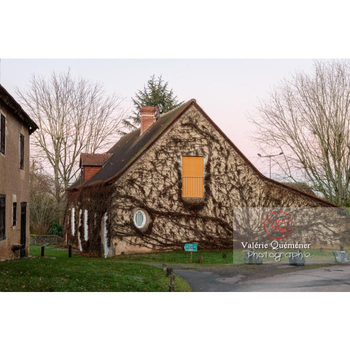 Village de Nohant-Vic dans l'Indre - Réf : VQFR36-0073 (Q3)