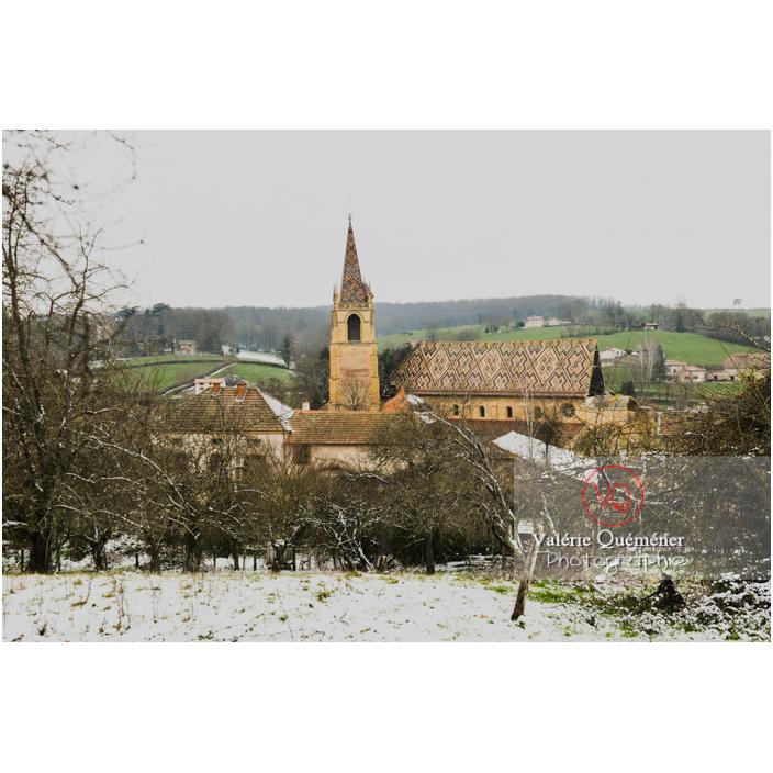 Village La Bénisson-Dieu / Loire / Auvergne-Rhône-Alpes - Réf : VQFR42-0114 (Q3)