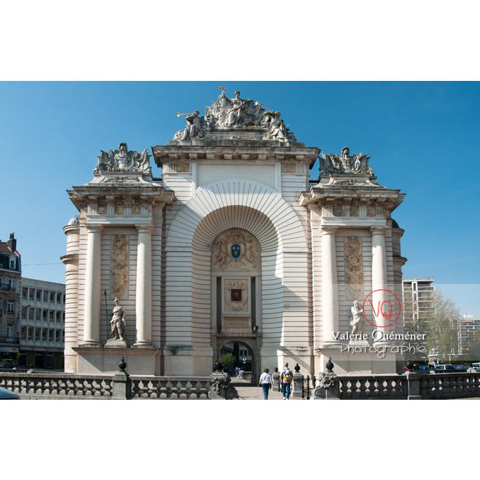 Porte de Paris de Lille / Nord / Hauts-de-France - Réf : VQFR59-0012 (Q2)
