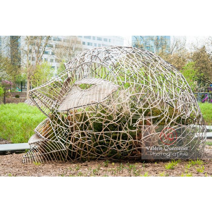Jardin des Géants, Lille / Nord / Hauts-de-France - Réf : VQFR59-0019 (Q2)