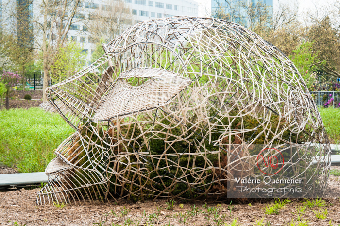 Jardin des géants, Lille - Réf : VQFR59-0019