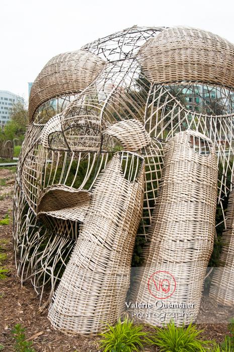 Jardin des géants, Lille - Réf : VQFR59-0020