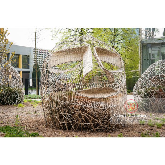 Jardin des Géants, Lille / Nord / Hauts-de-France - Réf : VQFR59-0022 (Q2)