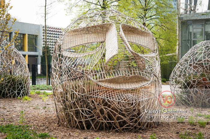 Jardin des géants, Lille - Réf : VQFR59-0022