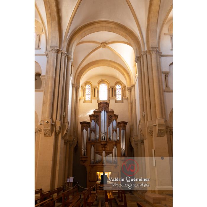 Orgue de l'église du Sacré-Coeur de Charolles / Saône-et-Loire / Bourgogne-Franche-Comté - Réf : VQFR71-0254 (Q3)