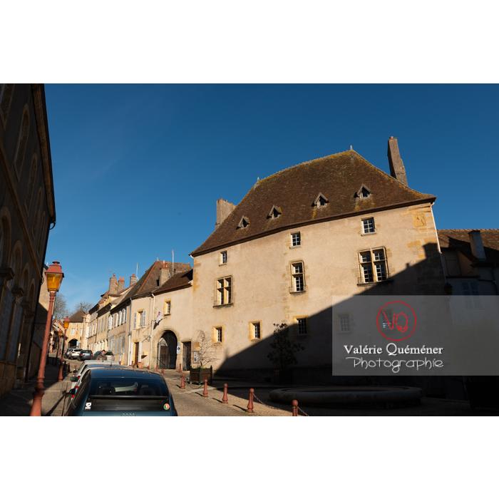 Ancien couvent des Ursulines dans le centre ville de Charolles / Saône-et-Loire / Bourgogne-Franche-Comté - Réf : VQFR71-0282 (Q3)