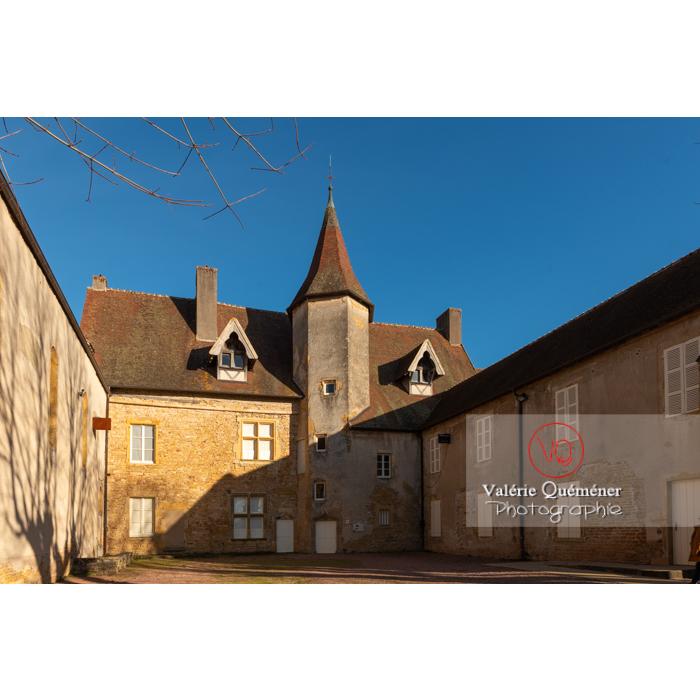 Ancien Prieuré clunisien Sainte-Marie-Madeleine, Charolles / Bourgogne - Réf : VQFR71-0285 (Q3)