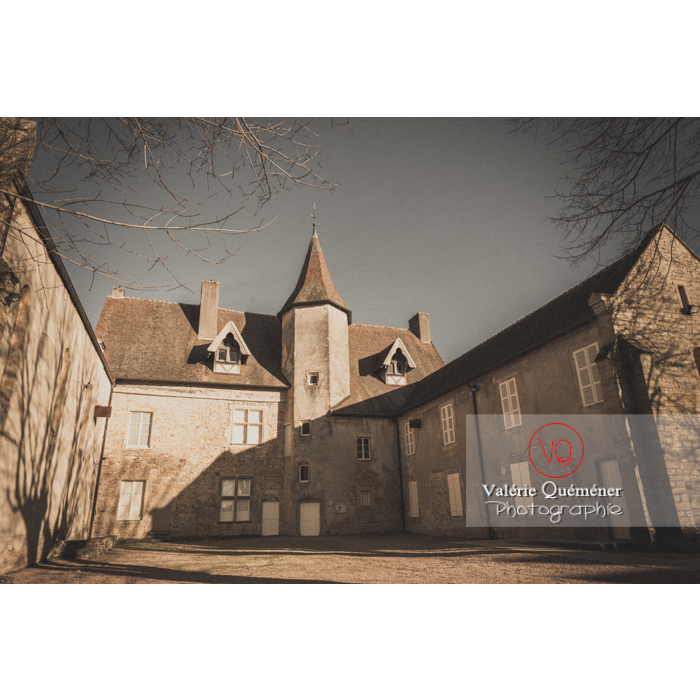 Ancien Prieuré clunisien Sainte-Marie-Madeleine, Charolles / Bourgogne - Réf : VQFR71-0288-TV (Q3)
